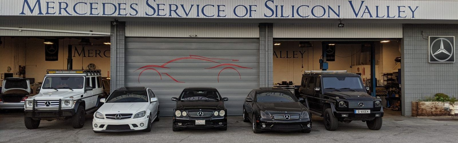 Mercedes Service of Silicon Valley